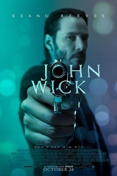 Picture of a movie: John Wick