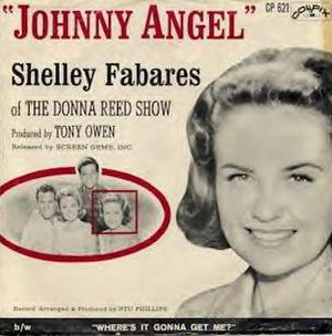 Johnny Angel (song) - Image: Johnny Angel Shelley Fabares