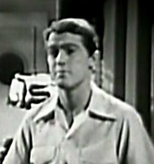 Johnny Sands - Sands in The Admiral Was a Lady, 1950