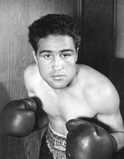 Juan Zurita Mexican boxer