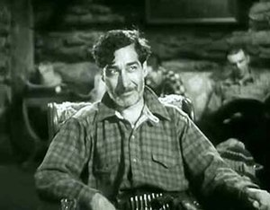 Julian Rivero - Rivero in the 1936 film, Phantom Patrol