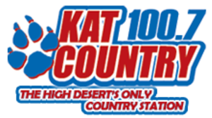 KATJ-FM - Image: KATJ FM Kat Country 100.7 logo