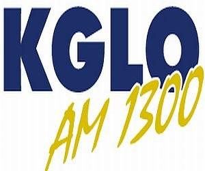 KGLO - Image: KGLO logo