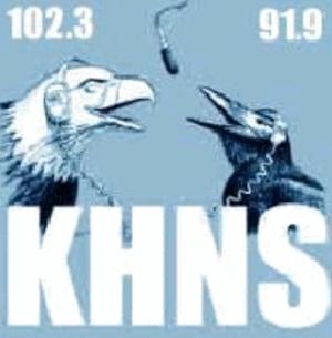 KHNS - Image: KHNS Logo
