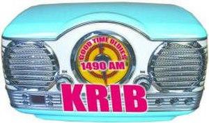 KRIB - Image: KRIB logo