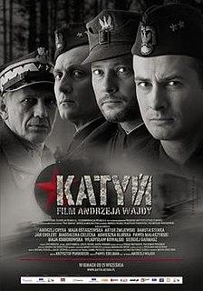 <i>Katyń</i> (film) 2007 film by Andrzej Wajda