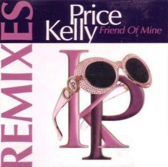 Friend of Mine (Kelly Price song) - Image: Kelly Price Friend of Mine