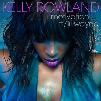 Motivation (Kelly Rowland song) - Image: Kelly Rowland Motivation