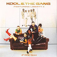 2da5ade554 Single by Kool   the Gang featuring Liberty X