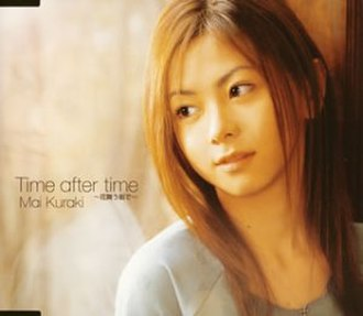 Time After Time (Hana Mau Machi de) - Image: Kuraki Time After Time