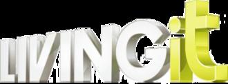 Real Lives (TV channel) - Image: LIVIN Git logo