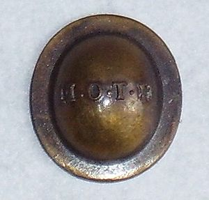 Memorable Order of Tin Hats - Official Badge