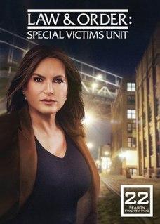 <i>Law & Order: Special Victims Unit</i> (season 22) Season of television series Law & Order: Special Victims Unit