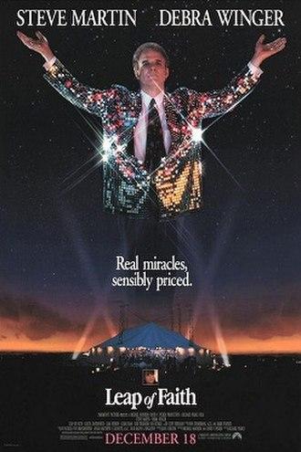 Leap of Faith (film) - Original theatrical poster