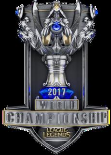 2017 <i>League of Legends</i> World Championship seventh League of Legends World Championship, held in China