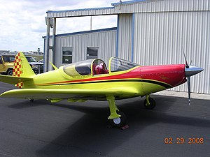LoPresti Fury sports plane (side view).jpg