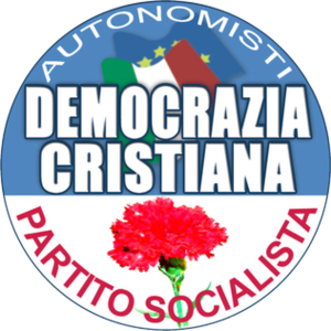 New Italian Socialist Party - Logo of DC–NPSI
