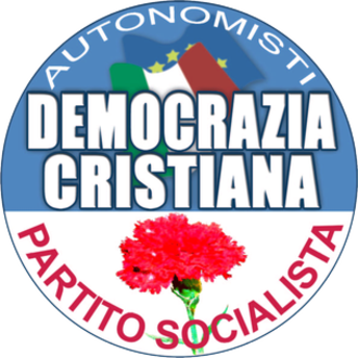 Christian Democracy for the Autonomies - Logo of the joint ticket DCA-NPSI for the 2006 general election