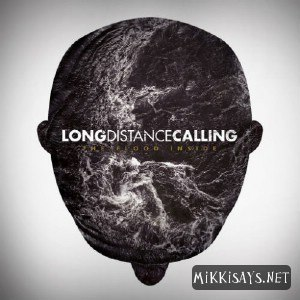 The Flood Inside - Image: Long Distance Calling The Flood Inside album cover