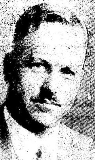 Charles E. Downs - Downs in 1925