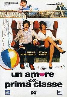 <i>Love in First Class</i> 1979 film by Salvatore Samperi