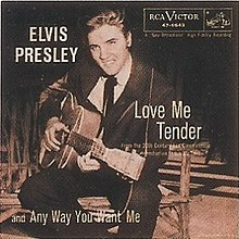 Elvis Presley — Love Me Tender (studio acapella)