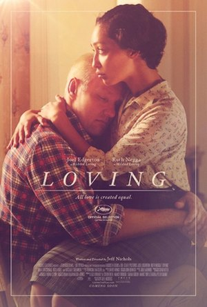 Loving (2016 film) - Theatrical release poster