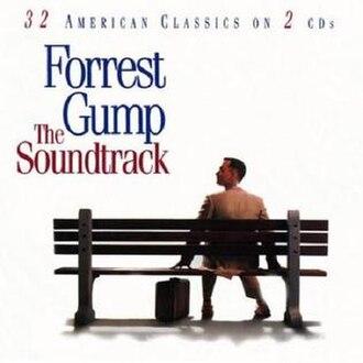 Forrest Gump (soundtrack) - Image: Low res cover Forrest Gump