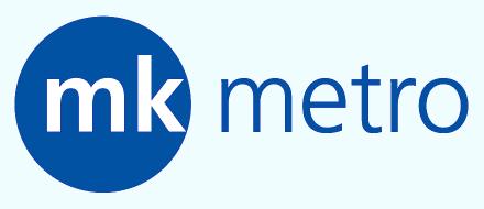 MK Metro new logo