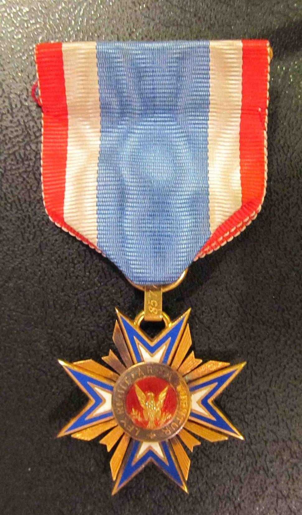 MOLLUS membership medal