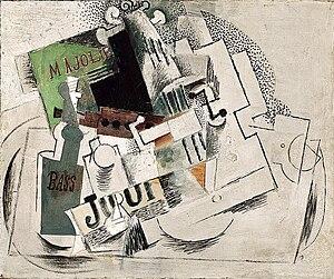 Ma Jolie (Picasso, 1914) - Image: Ma Jolie Pablo Picasso