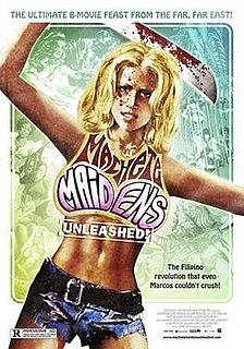 <i>Machete Maidens Unleashed!</i> 2010 Australian film