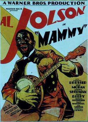 Mammy (film) - Image: Mammy 1930