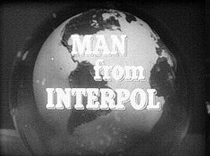 Man from Interpol - Man from Interpol title card