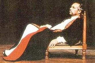 Manohar Singh - Singh in the play Tughlaq.