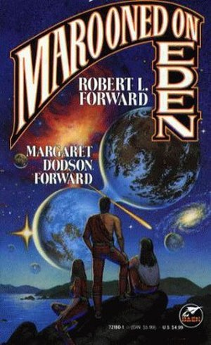 Robert L. Forward - Image: Marooned On Eden