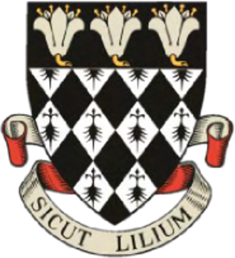 Magdalen College School, Oxford - Image: Mcs oxford crest