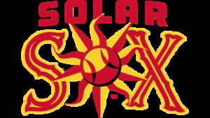 Mesa Solar Sox - Image: Mesa Solar Sox Logo