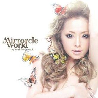 Mirrorcle World - Image: Mirrorcle World Depend On You CD Only Ayumi Hamasaki