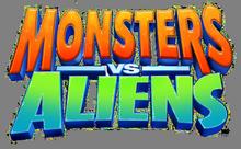 monsters vs aliens a serie