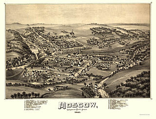 Moscow, Pennsylvania Borough in Pennsylvania, United States