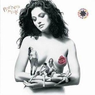 Mother's Milk - Image: Mother's Milk Albumcover