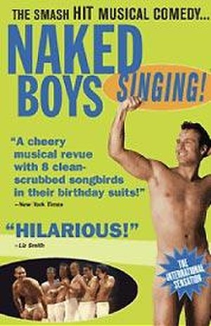 Naked Boys Singing! - Image: NBS! musical poster