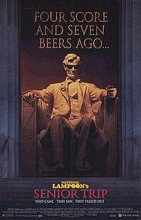 <i>National Lampoons Senior Trip</i> 1995 film by Alan Smithee, Kelly Makin