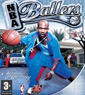 NBA Ballers - Image: Nba Ballers
