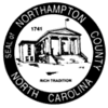 Official seal of Northampton County