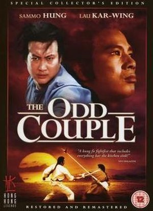 Odd Couple (film) - Odd Couple UK DVD cover