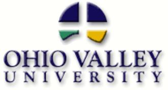 Ohio Valley University - Image: Ohio Valley College Logo