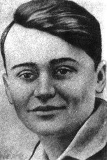 Oleg Koshevoy Soviet partisan