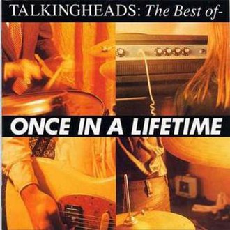 Once in a Lifetime: The Best of Talking Heads - Image: Once in a Lifetime The Best of Talking Heads